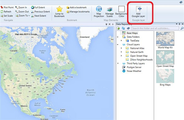 Google Map as BaseMap - GIS Editor - ThinkGeo Discussion Forums