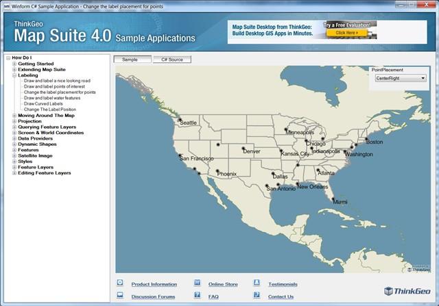 Text Placement Map Suite Desktop Edition Support Thinkgeo
